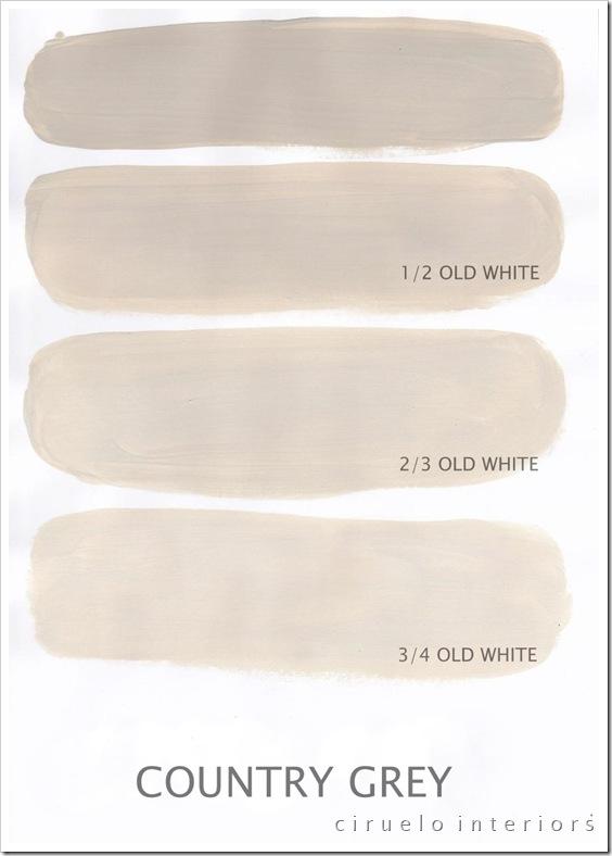 Country Grey og Old White