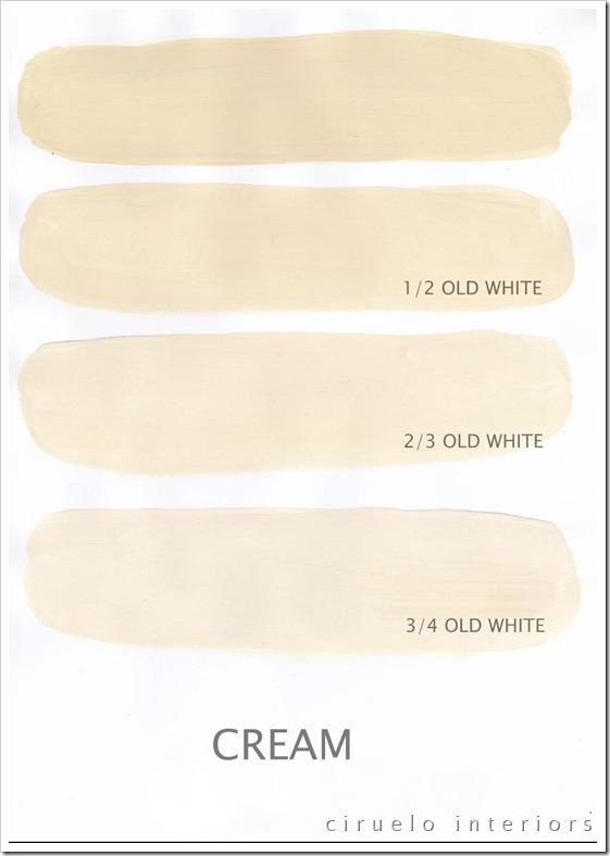 Cream og Old White