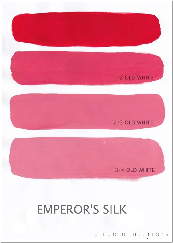 Emperors Silk og Old White