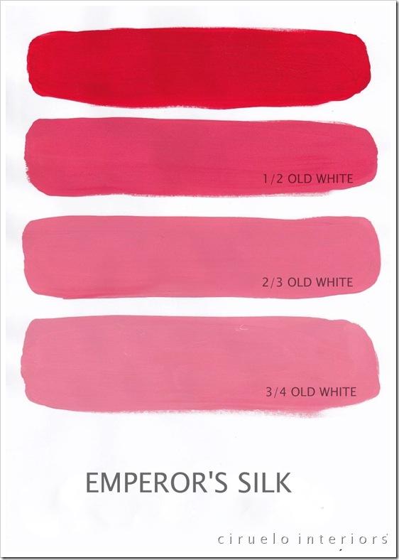 Emperors Silk og Old White