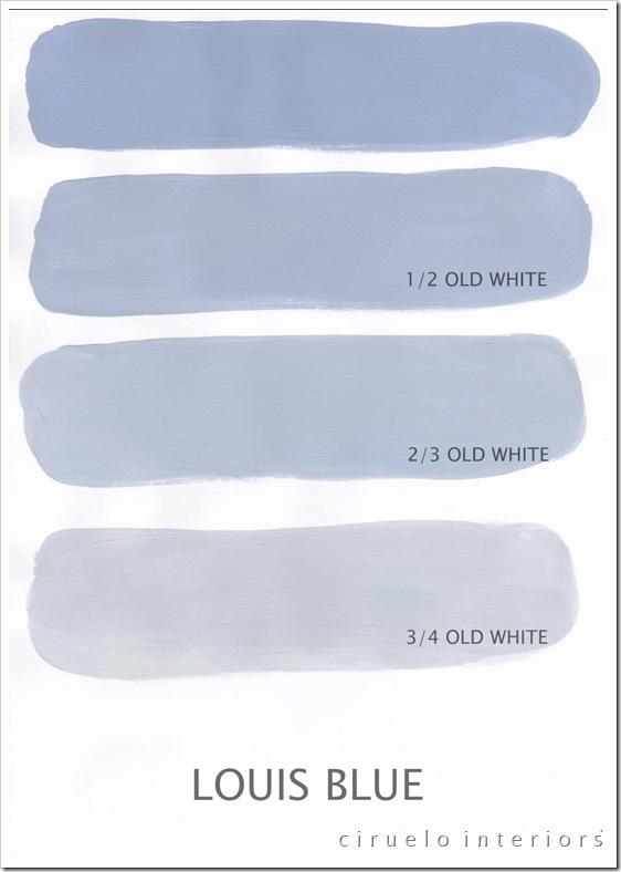 Louis Blue og Old White