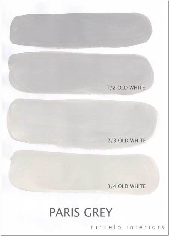 Annie sloan chalk paint lovers here is my extended for How to mix grey paint