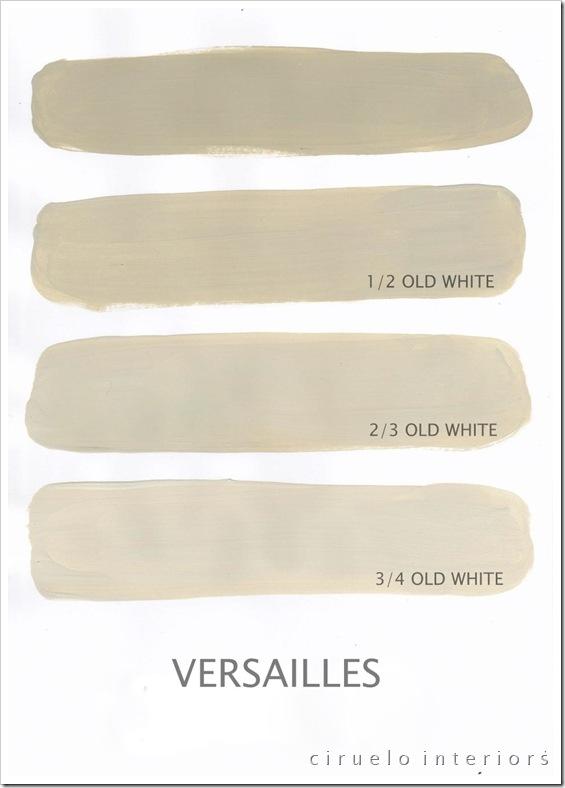 Versailles og Old White